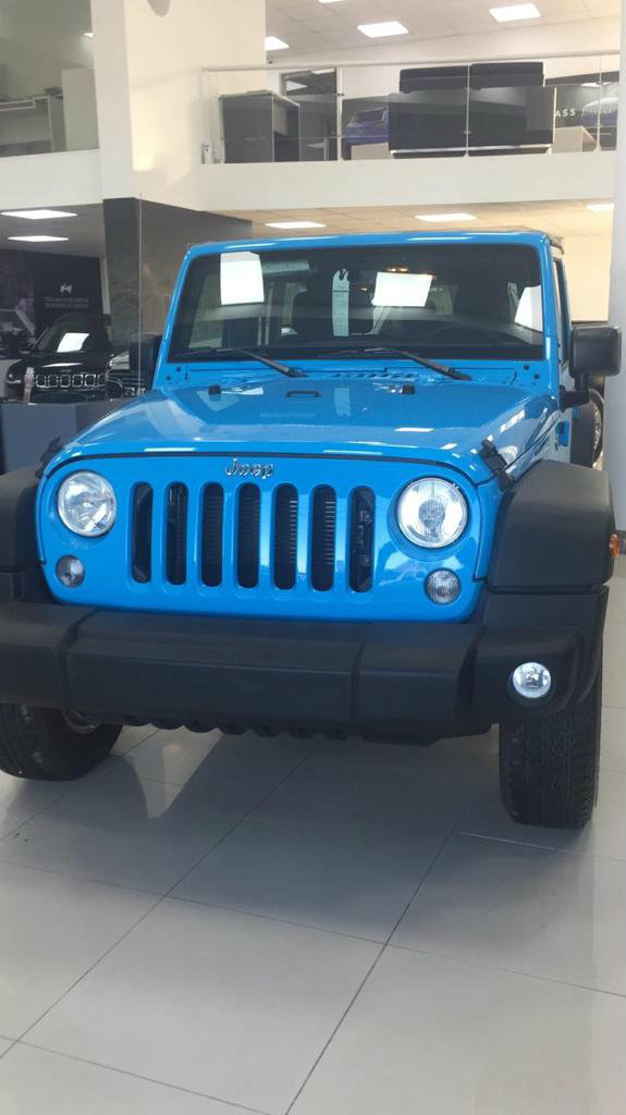 JEEP WRANGLER UNLIMITED 3.6L