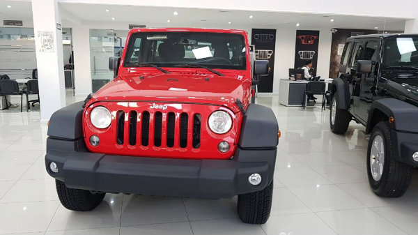 JEEP WRANGLER UNLIMITED 3.6L 4